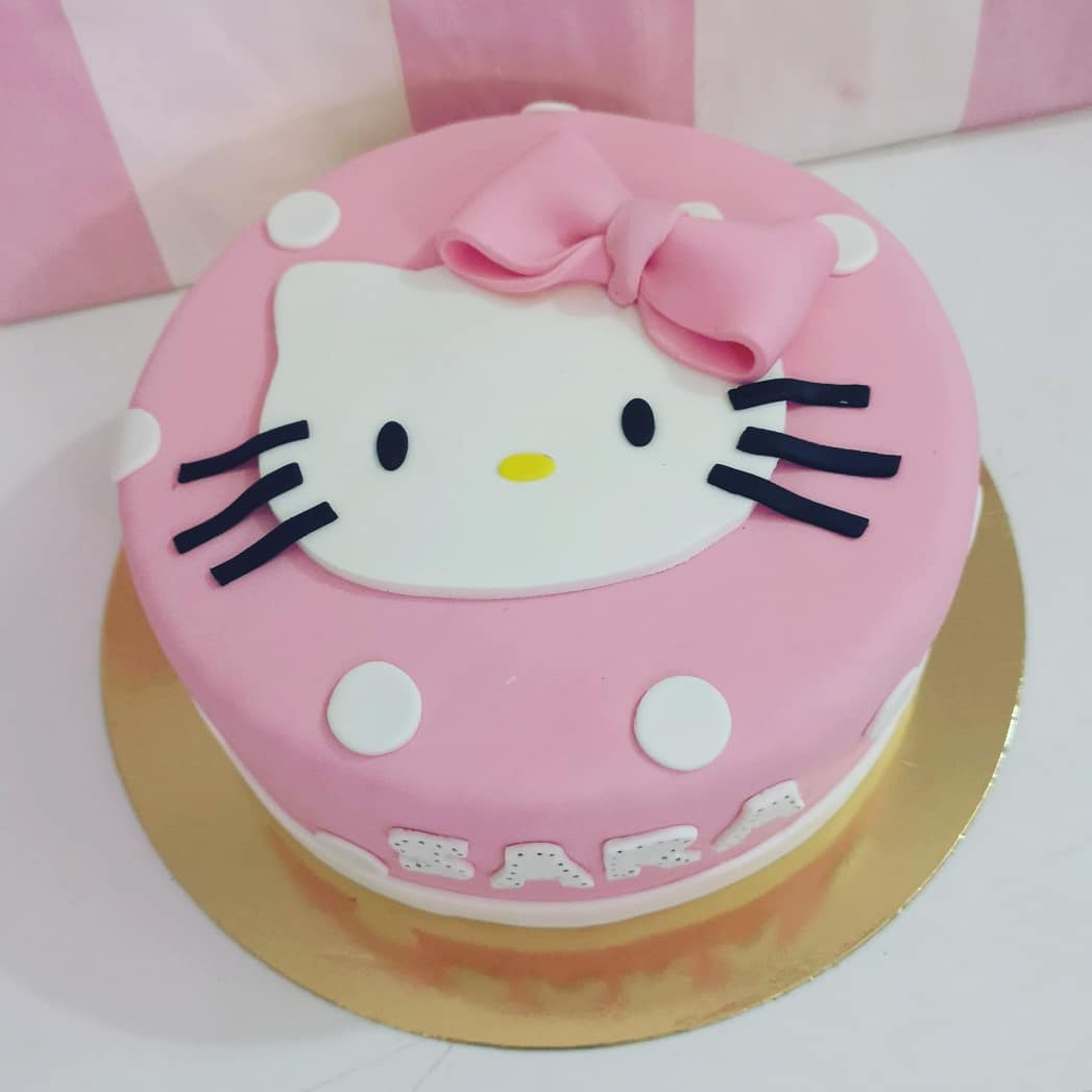 Tarta Hello Kitty Sara